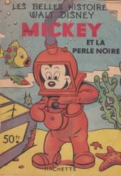Les belles histoires Walt Disney (1re Série) -33- Mickey et la perle noire