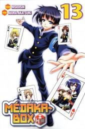 Medaka-Box -13- Volume 13