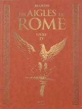 Les aigles de Rome -4TT- Livre IV