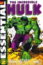 Essential Hulk (The) / Essential: The Incredible Hulk (2002) -INT02- Volume 2