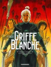Griffe Blanche -2- La révolte du peuple du singe
