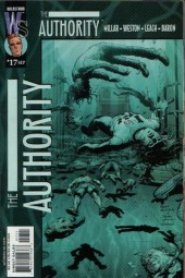 Authority (The) (1999) -17- Earth Inferno, One