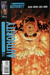 Authority (The) (1999) -18- Earth Inferno, Two