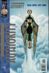 Authority (The) (1999) -19- Earth Inferno, Three