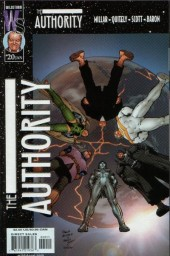 Authority (The) (1999) -20- Earth Inferno, Four