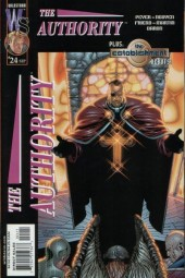 Authority (The) (1999) -24- Transfer of Power, Two