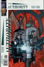 Authority (The) (1999) -26- Transfer of Power, Four