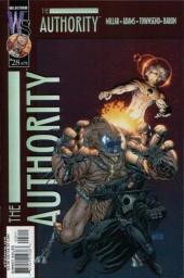 Authority (The) (1999) -28- Brave New World, Three