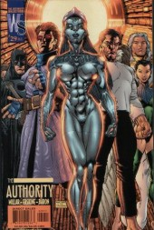 Authority (The) (1999) -29- Brave New World, Four