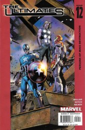 Ultimates (The) (2002) -12- Persons of Mass Destruction