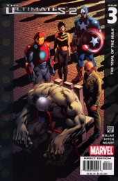 Ultimates 2 (The) (2005) -3- The Trial of the Hulk