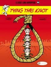 Lucky Luke (en anglais) -7245- Tying the knot