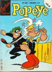 Popeye (Cap'tain présente) -257- Numéro 257