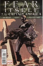 Fear Itself (2011) -71- Fear Itself #7.1: Captain America