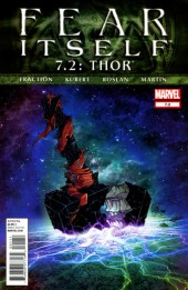 Fear Itself (2011) -72- Fear Itself #7.2: Thor