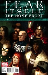 Fear Itself: The Home Front (2011) -1- Issue 1