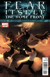 Fear Itself: The Home Front (2011) -4- Issue 4