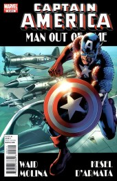 Captain America: Man out of time (2011) -2- Issue 2