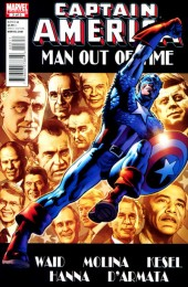 Captain America: Man out of time (2011) -3- Issue 3