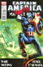 Captain America: Man out of time (2011) -4- Issue 4