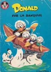 Votre série Mickey (1re série) -2- Donald sur la banquise
