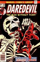 Daredevil Vol. 1 (Marvel - 1964) -130- Look out,DD.. Here comes the Death-Man