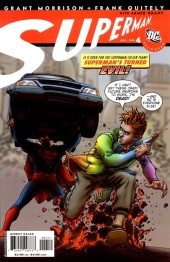 All-Star Superman (2006) -4- The Superman/Olsen War!