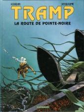 Tramp -5- La route de Pointe-Noire