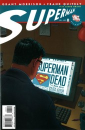 All-Star Superman (2006) -11- Red Sun Day