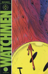 Watchmen (1986) -1- At Midnight, All the Agents...