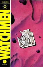 Watchmen (1986) -4- Watchmaker