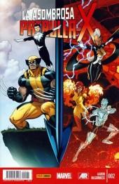 La asombrosa Patrulla-X -2- La Búsqueda De Rondador Nocturno. 2 De 5