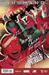 La imposible Patrulla-X -22- Noche De Chicas