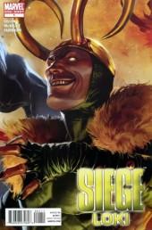 Siege (2010) -HS- Siege: Loki