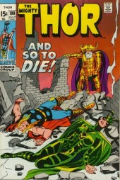 Thor (1966) -190- ... And So, To Die!