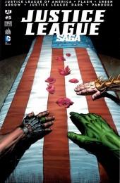 Justice League Saga -5- Numéro 5