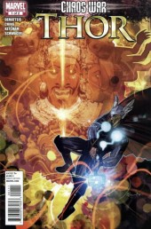 Chaos War: Thor (2011) -1- Chaos War: Thor #1
