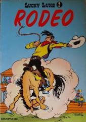 Lucky Luke -2b1970- Rodéo