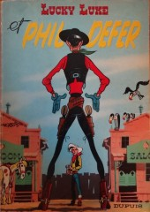 Lucky Luke -8c66- Lucky Luke et Phil Defer