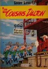 Lucky Luke -12b66- Les cousins Dalton