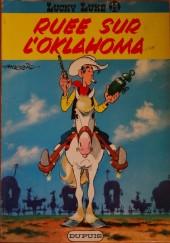 Lucky Luke -14b66- Ruée sur l'Oklahoma