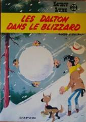 Lucky Luke -22a69- Les Dalton dans le blizzard