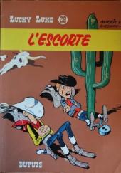 Lucky Luke -28a67- L'escorte