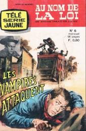 Télé série jaune (Au nom de la loi) -6- Josh Randall : Les vampires attaquent