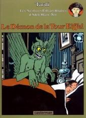 Adèle Blanc-Sec (Les Aventures Extraordinaires d') -2a78- Le Démon de la Tour Eiffel
