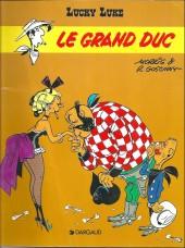 Lucky Luke (Pub et Pastiches) -40Chaussland- Le grand duc