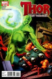 Thor: First Thunder (2010) -4- Foreign Matter