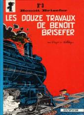Benoît Brisefer -3b81- Les douze travaux de Benoît Brisefer