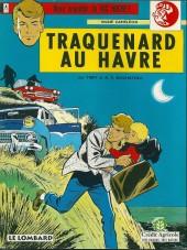 Ric Hochet -1pub- Traquenard au havre