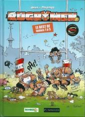 Les rugbymen -Pub2- Le Best Of - Tomes 1 à 5